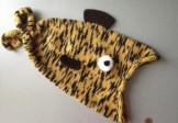 Шапка-рыба Tiger Lily
